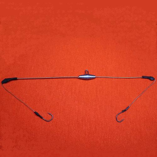 рыболовная оснастка коромысло