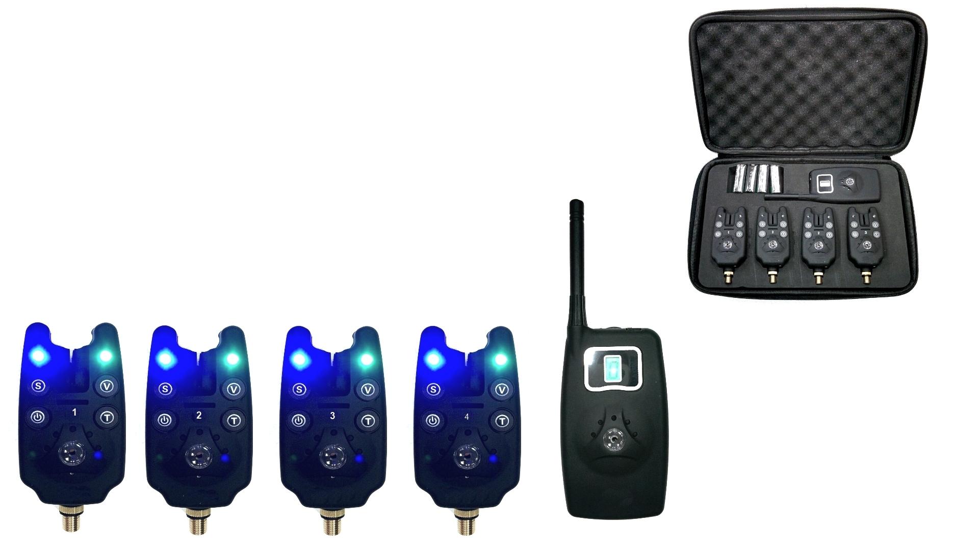 сигнализаторы поклевки электронные с пейджером цена