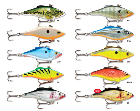 rattlin' rapala all