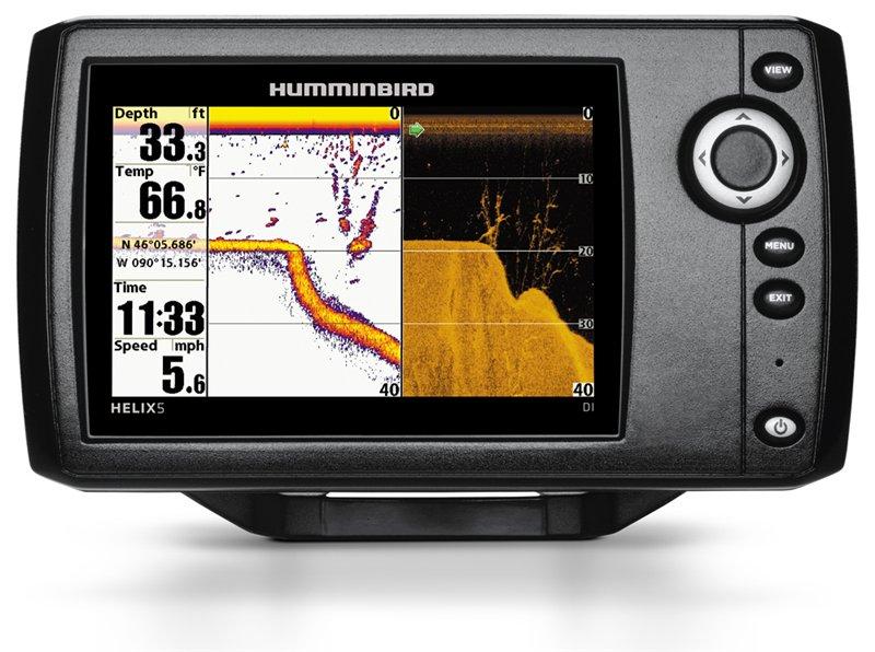 Эхолот Humminbird Helix 5 Sonar GPS HB-Helix5GPS
