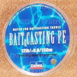 плетеная леска bait casting