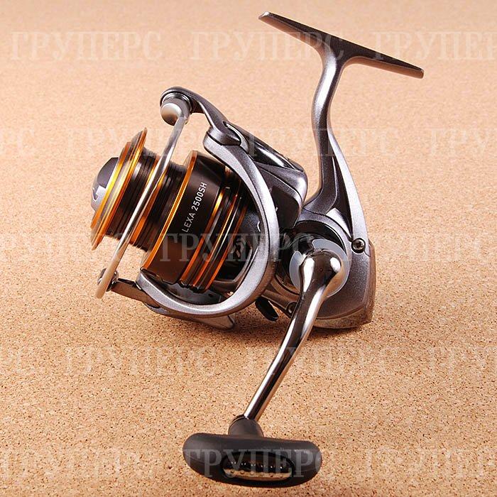 запасная шпуля для катушки daiwa lexa