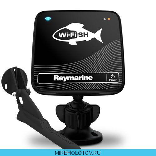 raymarine эхолот wifi