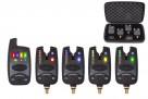 Набор электронных сигнализаторов поклевки с пейджером Hoxwell HL58 (4+1)