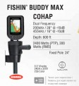 Эхолот Humminbird FISHIN' BUDDY MAX Экран 3,5
