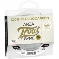 Леска монофильная Lucky John Area Trout Game FLUOROCARBON Pink 075/025