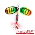 Блесна вращающаяся Lucky John BONNIE BLADE 01 03.5г 008 в блистере