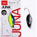 Блесна колеблющаяся Lucky John JUNA длин.30мм/02,5г 021