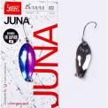 Блесна колеблющаяся Lucky John JUNA длин.30мм/02,5г 033