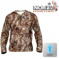 Футболка Norfin Hunting ALDER LONG SLEEVE PASSION GREEN