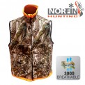 Жилет флисовый Norfin Hunting REVERSABLE VEST PASSION