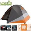 Палатка алюминиевые дуги 2-х местная Norfin BEGNA 2 ALU NS ( распродажа 50% )