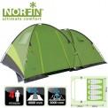 Палатка кемпинговая 4-х местная Norfin POLLAN 4 NF ( распродажа 25% )