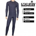 Термобелье Norfin COTTON LINE Navy