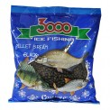 Пеллетс зим. Sensas 3000 BREAM BLACK 0,4кг