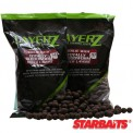Бойли тонущие Starbaits Performance Concept LAYERZ Coated Boilie Bloodworm 18мм 0,8кг