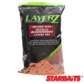 Прикормка Starbaits Performance Concept LAYERZ Method Mix Bloodworm 1кг