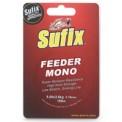 Леска Sufix Feeder mono красная 300м 0.18мм 2,8кг