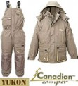 Костюм зимний YUKON 3 в 1 (до -40) Canadian Camper ( куртка+комбинезон+внутр.куртка)
