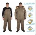 Комплект рыболовный зимний Canadian Camper ALASKAN PRO (-45 С.)