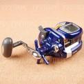 Катушка мультипликаторная DAIWA Hyper Tanasensor 500F (с электорнным счётчиком лески)