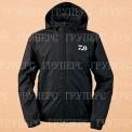 Куртка непродуваемая DAIWA WINDSTOPER DJ-3304 Black 3XL