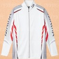 Рыболовная рубашка DAIWA Polo long sleeve Wicksensor DE-7504 White