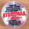 Плетёные лески Daiwa HYDROMAX 1-14-200