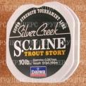 Монолеска DAIWA Silver Creek S.C. Line 10 Lb (0.267мм) - 100м