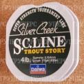 Монолеска DAIWA Silver Creek S.C. Line  4 Lb (0.164мм) - 100м