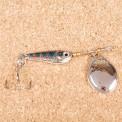 Блесна вращающаяся DAIWA Silver Creek Spinner R 1040 C / Amago (1502)