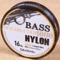 Монолеска DAIWA Bass Durabra Tripleten 4.0 16Lb( 0,330 мм ) 80м