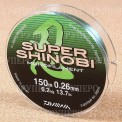 Монолеска DAIWA Super Shinobi Mist Green 150m (0,26mm)