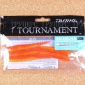 Резина съедобная DAIWA Tournament DS-35 3,5 ONUMA ORANGE 2562
