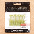 Резина съедобная DAIWA Tournament  Beam FISH 1,8 GREENTEA 5268