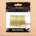 Резина съедобная DAIWA Tournament Beam FISH 1,8 W-MELON 5275