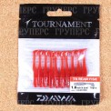 Резина съедобная DAIWA Tournament Beam FISH 1,8 CLEAR RED 5282