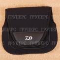Чехол для катушек неопреновый с карманом DAIWA Neo Reel Cover SP-LH (23x34 см)