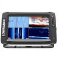 Эхолоты lowrance Elite-9Ti Mid/High/TotalScan™