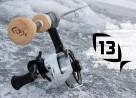 Зимние удилища и катушки 13 Fishing