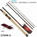 Спиннинг SHIMANO WORLD SHAULA Tour Edition 2752R-5