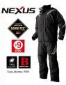 Костюм NEXUS Gore-Tex RB111L Чёрный