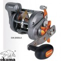 Катушка Okuma Cold Water CW-303DLX Line Counter Lefthand 2+1bb 45618