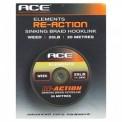 ACE поводковый материал Re-Action -  20lb x 20м цв. Зеленый