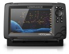 Картплоттер Lowrance HOOK REVEAL 7 50/200