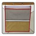 Органайзер многофункциональный к палатке для зимней рыбалки  Омуль Куб с 3 карманами