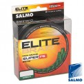 Леска плетеная Salmo ELITE BRAID Green 091/033