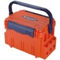 Ящик рыболовный Meiho BUCKET MOUTH BM-5000 Orange 440?293 ?293
